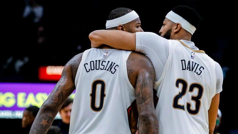 Rockets vs. Pelicans: Watch NBA online, live stream, odds ...