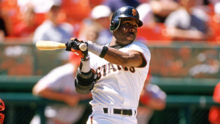 fa2444563 Barry Bonds will have his No. 25 jersey retired by San Francisco Giants in  August - CBSSports.com