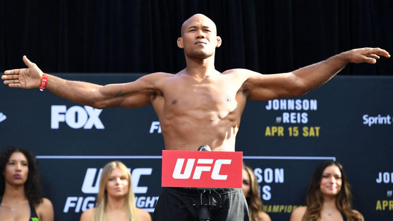 UFC fight schedule for 2019: Kamaru Usman vs. Colby Covington, Blachowicz vs. Jacare headline