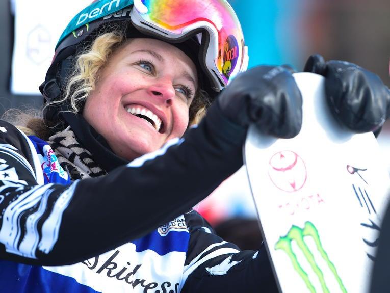 Lindsey Jacobellis, Snowboarding