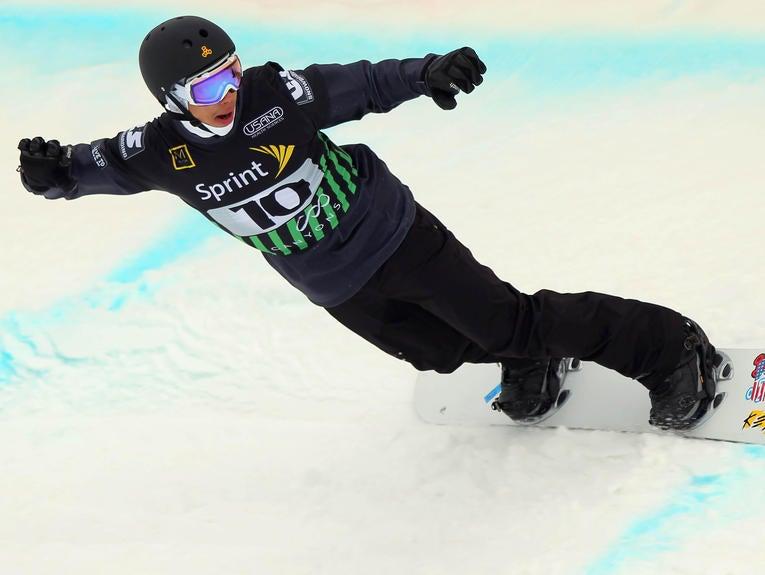 Jonathan Cheever, Snowboarding