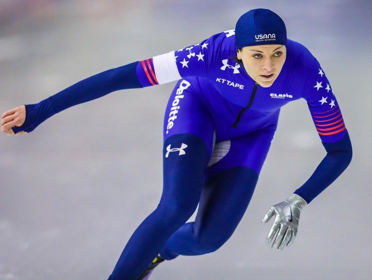 Speedskating: 2017 World Sprint Speed Skating Championships