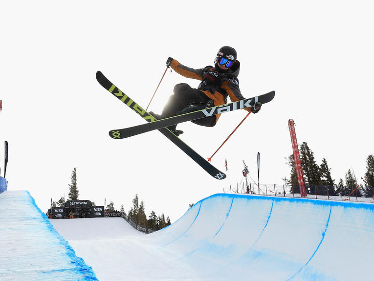 Maddie Bowman, Freestyle Skiing
