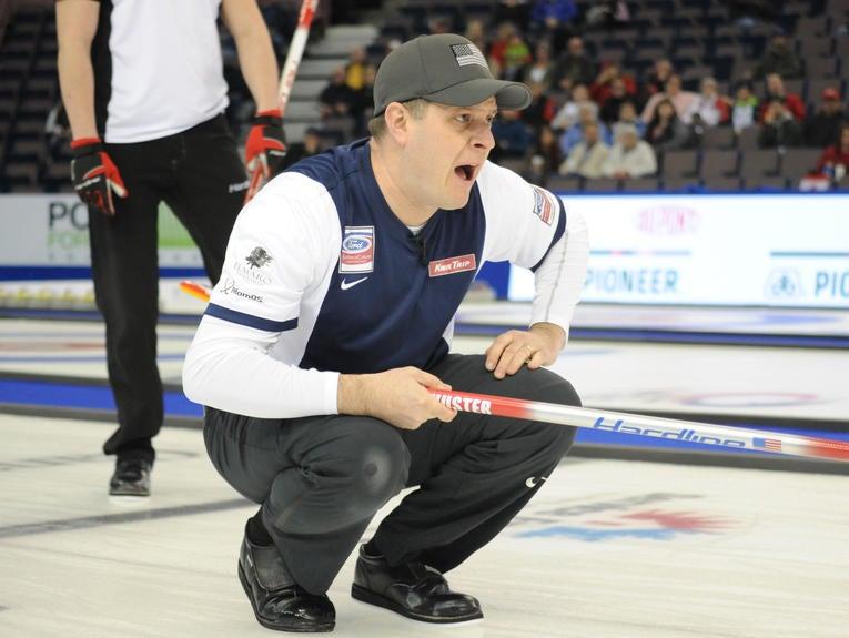 John Shuster, Curling