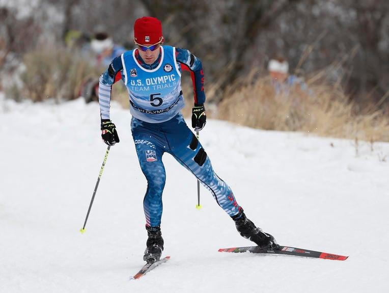 Bryan Fletcher, Nordic Combined