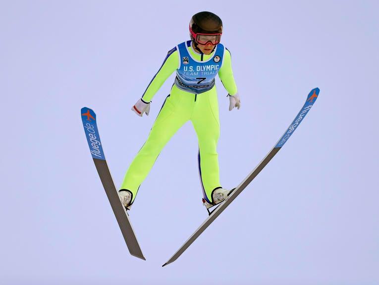 Ski Jumping: U.S. Olympic Team Trials SKi Jumping