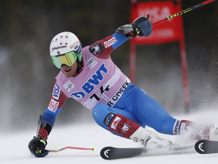 Alpine Skiing: 2017 FIS Birds of Prey World Cup Skiing