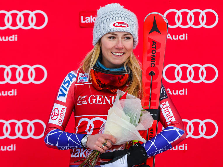 Mikaela Shiffrin, Alpine Skiing