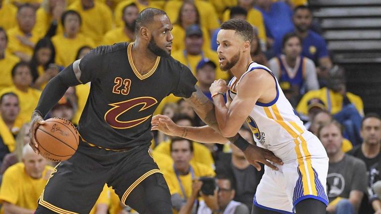 2018 NBA All-Star Game draft  Team LeBron s size vs. Team Steph s shooting  - CBSSports.com d88394043