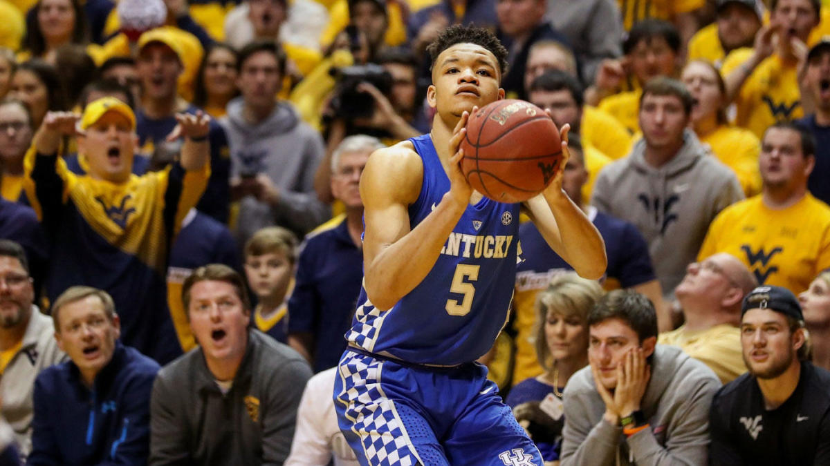 Kentucky's wondrous comeback on West Virginia marked Kevin Knox's arrival