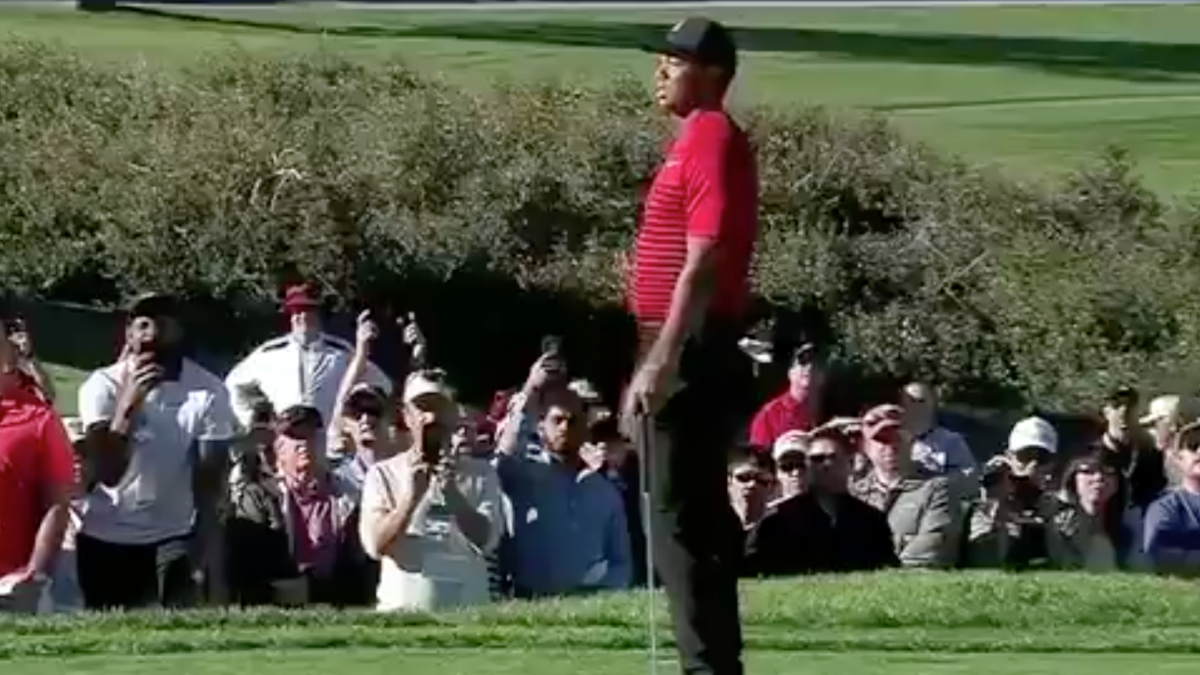 watch  tiger woods misses 10