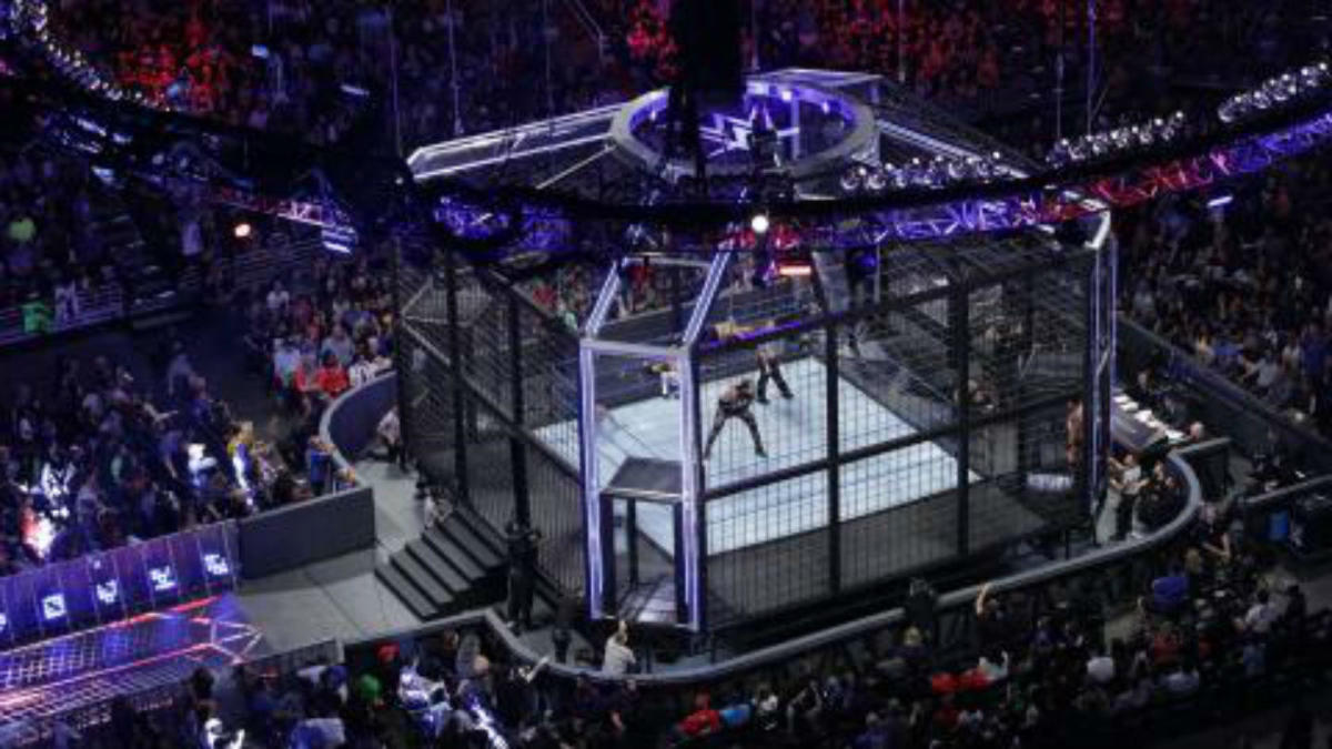 Wwe Announces First Women S Elimination Chamber Match At