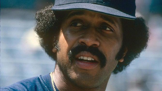 Former big-league outfielder Oscar Gamble dies at age 68