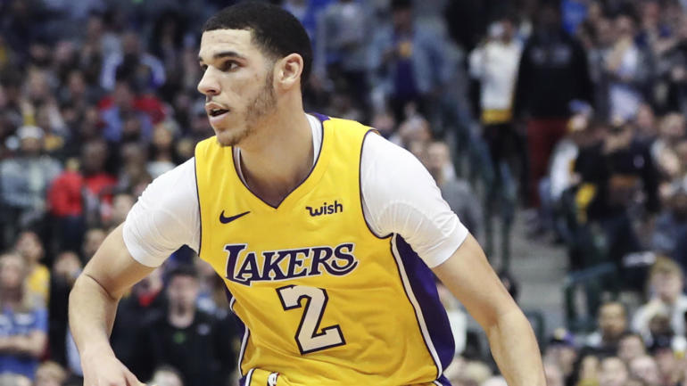 Lakers rookie Lonzo Ball to miss at least two more games with sprained MCL