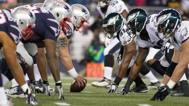 Patriots-eagles