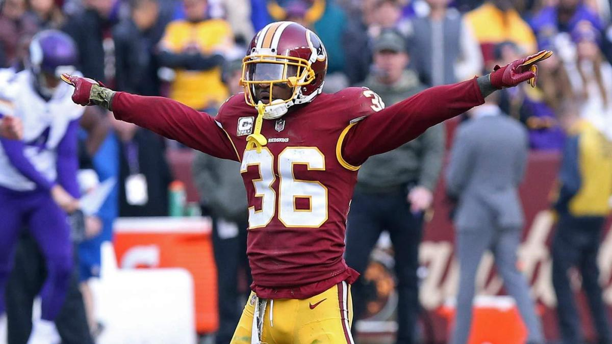 buy online 80d17 8bcda D.J. Swearinger says he's been released by the Redskins ...