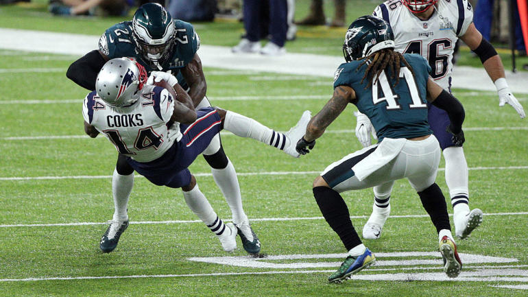 2018 Super Bowl: Patriots' Brandin Cooks ruled out after ...