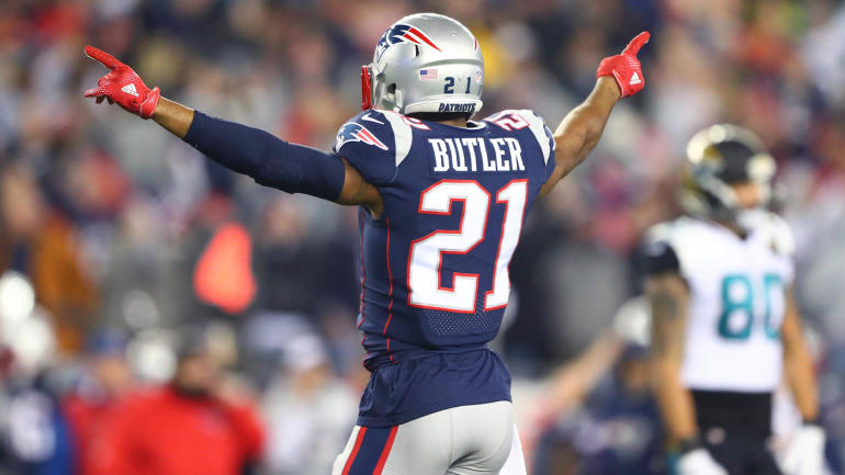 Titans Reportedly Give Malcolm Butler A Five Year Deal Worth More Than Satu Million Cbssports Com