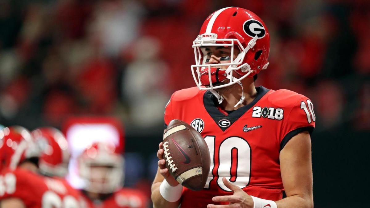 Washington names Georgia transfer Jacob Eason its starting quarterback entering 2019 season