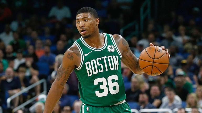 Celtics Marcus Smart Doctors Said Im Lucky Hand Injury Didnt End My Season Cbssports Com