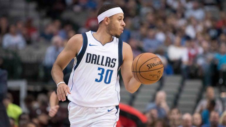786fb65063d9 Mavericks  Seth Curry will reportedly have season-ending surgery on left  leg - CBSSports.com