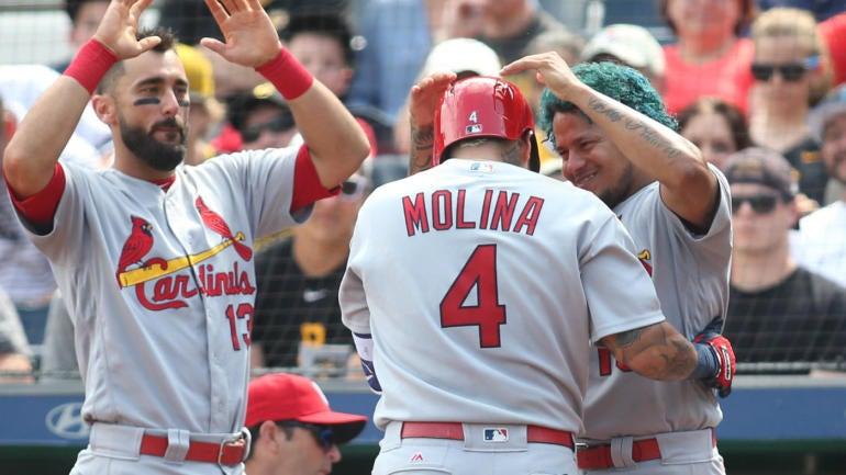 3cebbb6db 2018 Fantasy Baseball Draft Prep  Ranking the Fantasy assets for the St. Louis  Cardinals - CBSSports.com