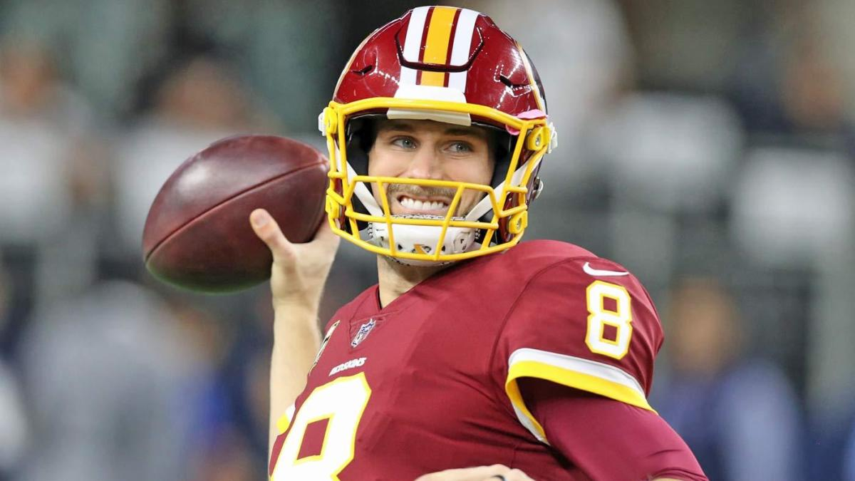 0efc4d132df DeAngelo Hall: Redskins felt like the commitment wasn't there from Kirk  Cousins - CBSSports.com