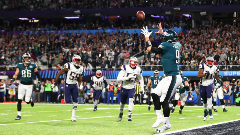 Eagles' Trey Burton on 'Philly Special' TD pass: Nick ...
