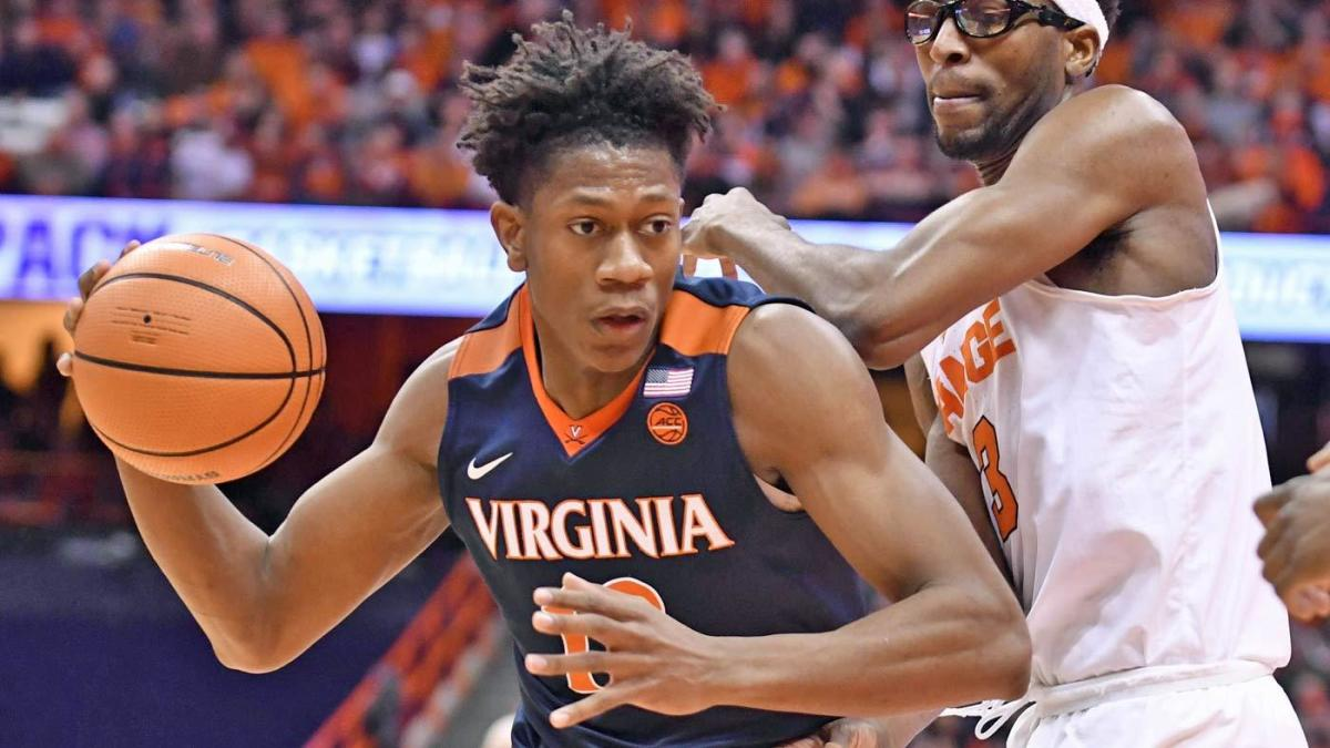 De'Andre Hunter, Virginia