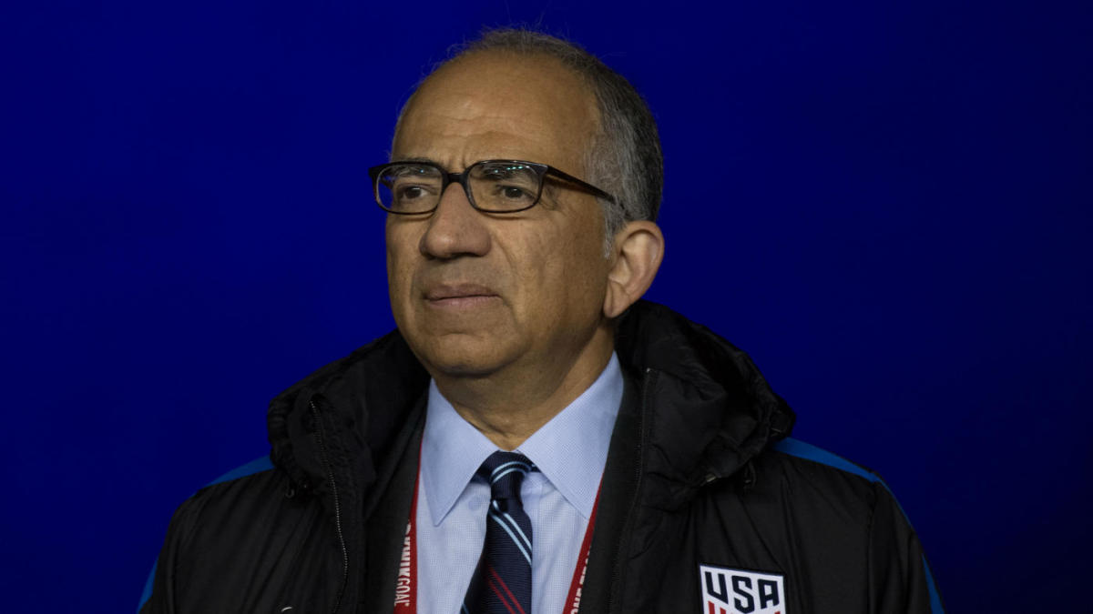 U.S. Soccer hires lobbyists to try and fight USWNT's equal pay bill in Congress