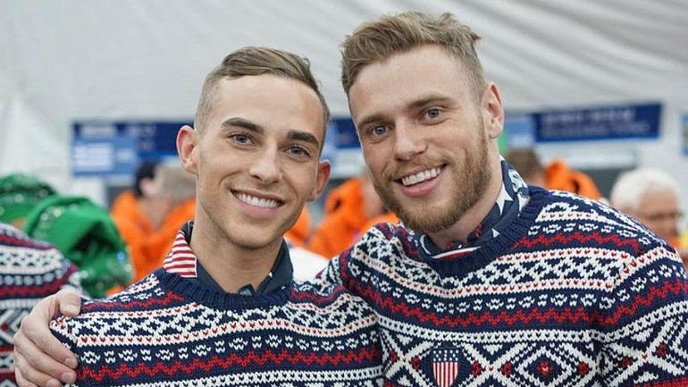 Image result for adam rippon