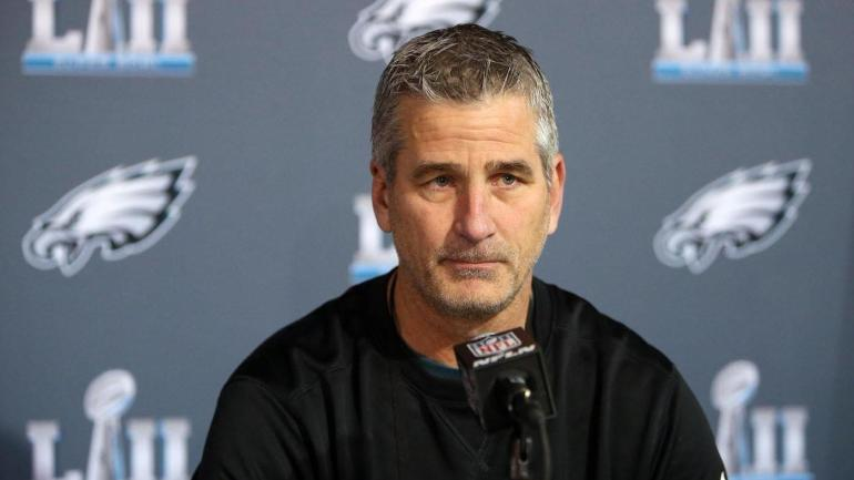 Frank Reich officially hired as Colts coach, five days ...