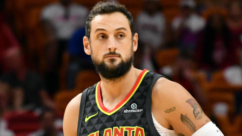 NBA buyout rumors: Marco Belinelli committed to joining Sixers once ...