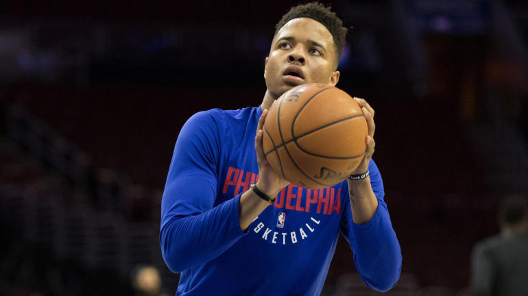Sixers' Markelle Fultz reportedly using VR goggles to help fix broken shooting form