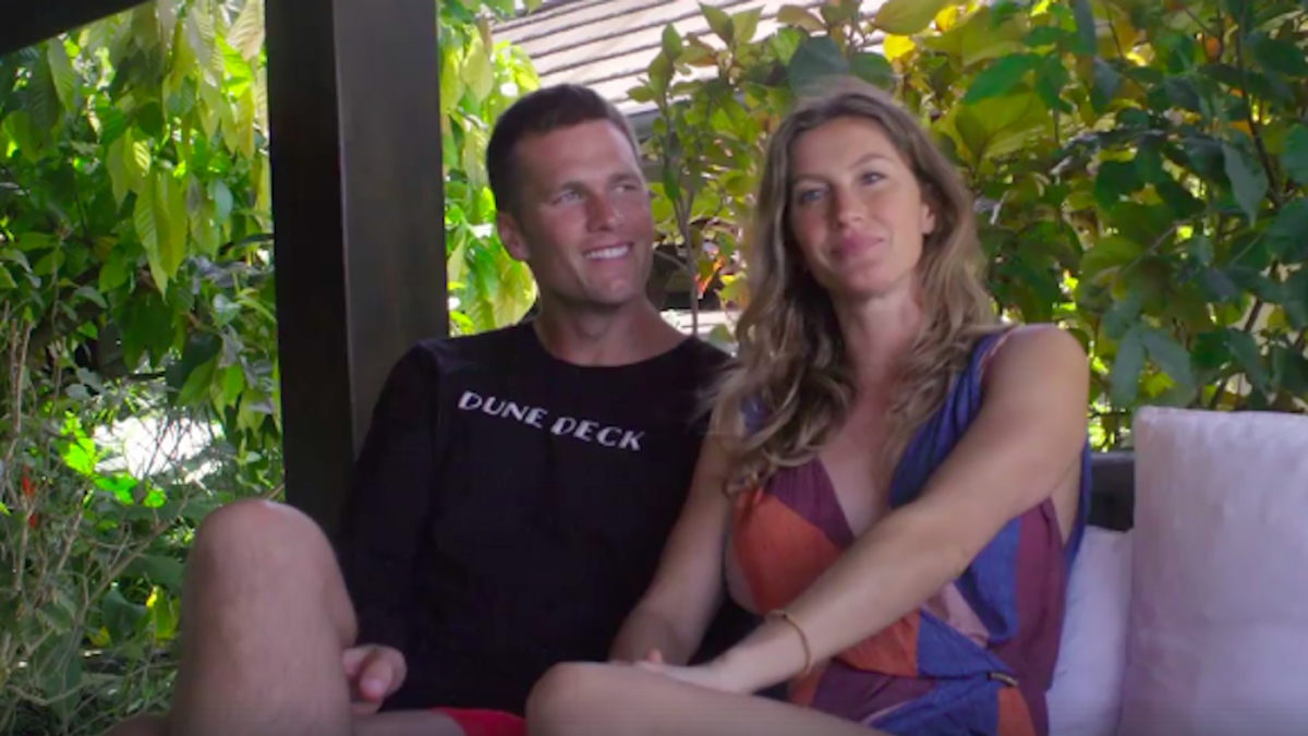 Tom Brady skipped OTAs in recent years because Gisele Bundchen 'wasn't satisfied with our marriage'