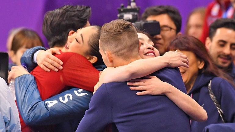 Olympics: Mirai Nagasu, Adam Rippon shine to lift U.S. to figure skating bronze