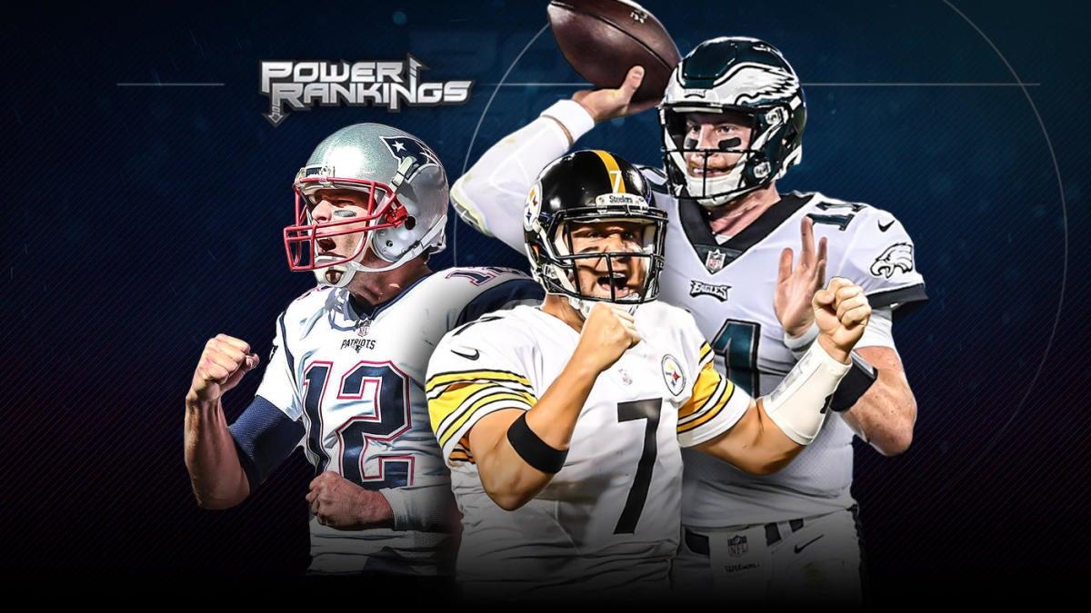 69b5f97f NFL Power Rankings: Super Bowl champion Eagles begin 2018 offseason ...