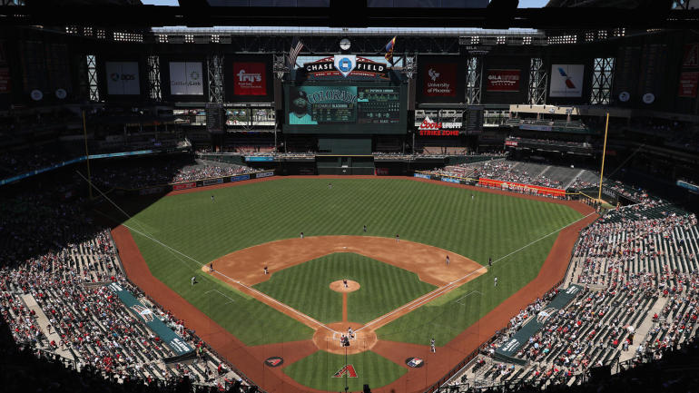 Diamondbacks Announce Chase Field Humidor Which Is Likely