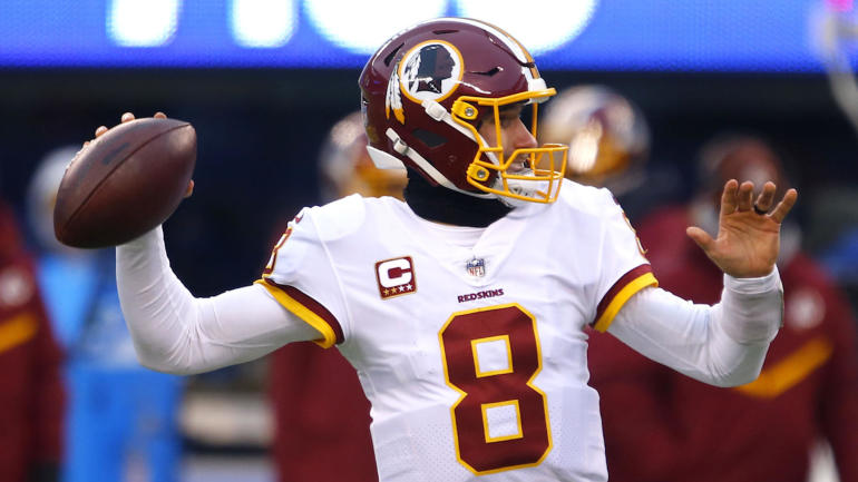 Kirk Cousins rumors: QB plans to sign with Vikings on fully guaranteed three-year deal