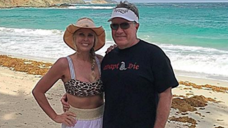 bill belichick finally takes a day off  doesn u0026 39 t disappoint