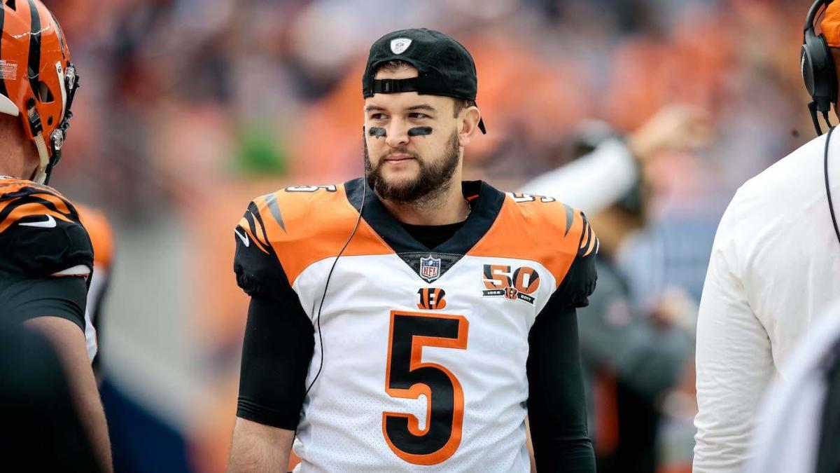 Stream Nascar Free >> AJ McCarron on winning his grievance against Bengals: 'It was just business' - CBSSports.com