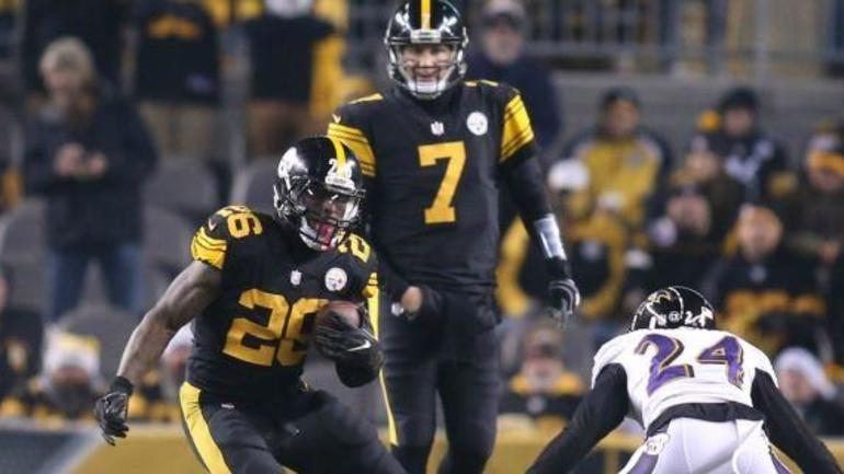 innovative design 10e50 ecb10 The Steelers will only wear their 'Color Rush' jerseys on ...
