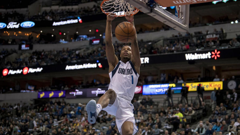 NBA Slam Dunk Contest: Dennis Smith Jr. ready to steal spotlight from other rookies