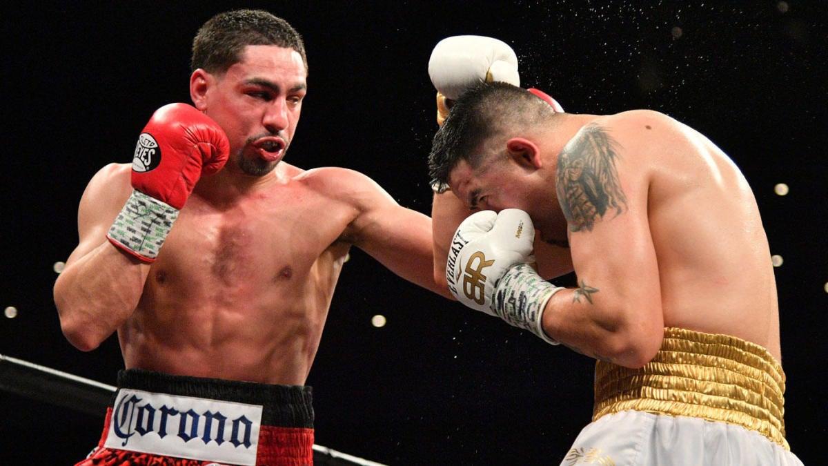 Danny Garcia Knocks Out Brandon Rios Sends Message To