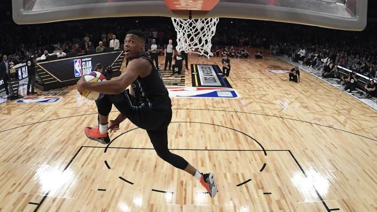 NBA Dunk Contest: Dennis Smith Jr. tweets his displeasure over controversial low score