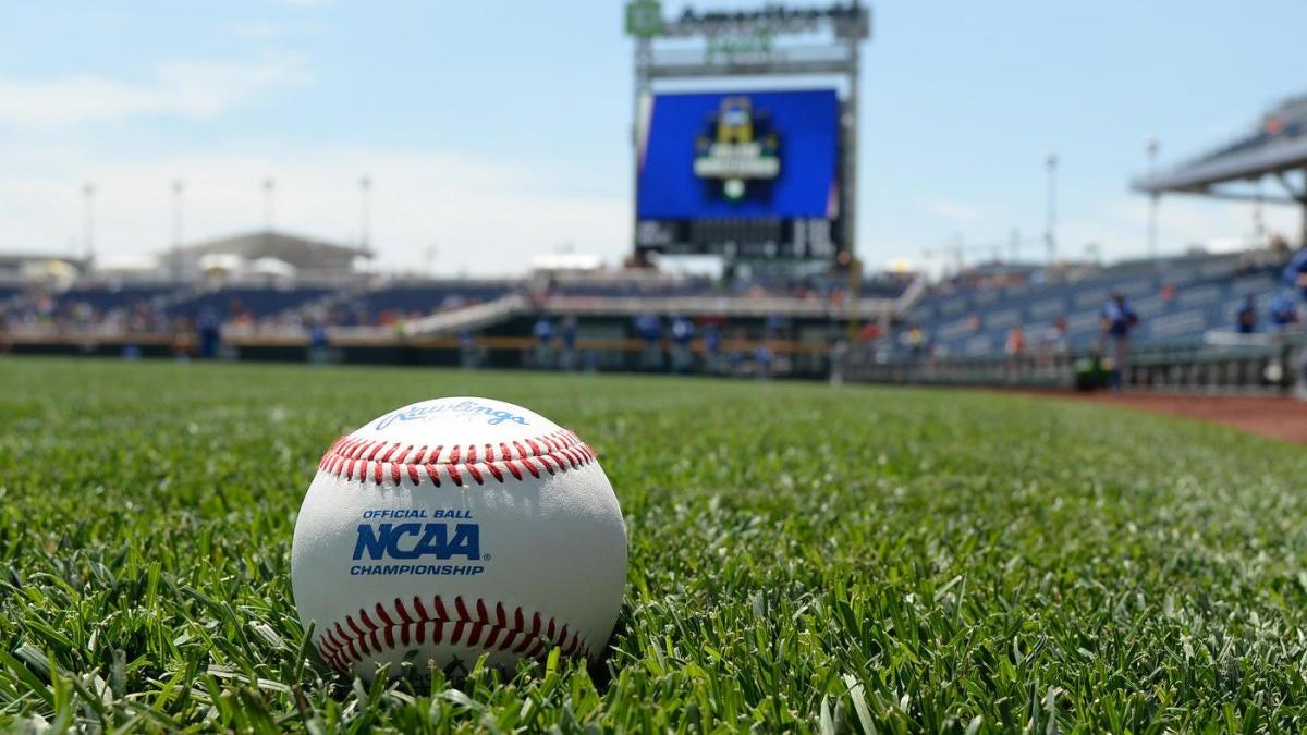 2019 NCAA college baseball tournament bracket, regional matchups
