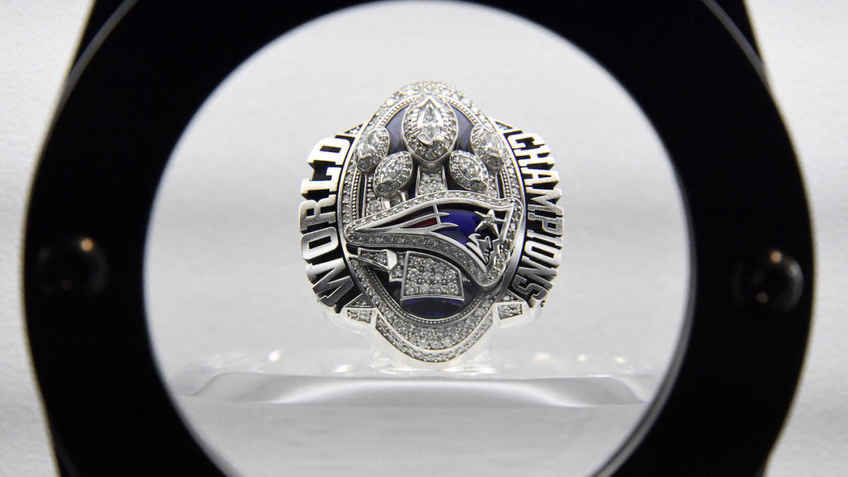 Rare Tom Brady Super Bowl family ring auctioned off for a record