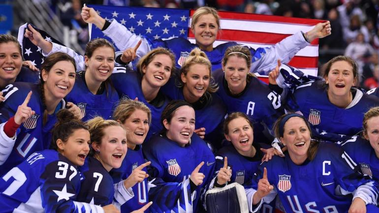 2018 Winter Olympics: Team USA women's hockey scores historic wins on and off ice