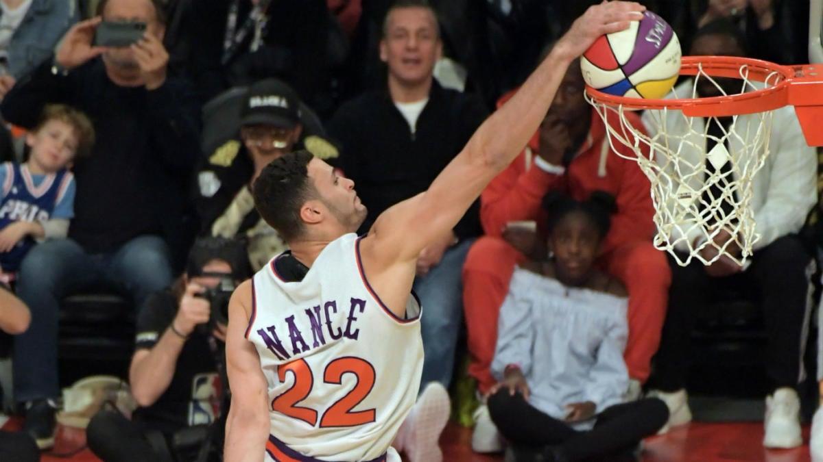 e1ce15c06da Larry Nance Jr. to wear dad's retired No. 22 with Cavaliers, calls it a  'dream come true' - CBSSports.com