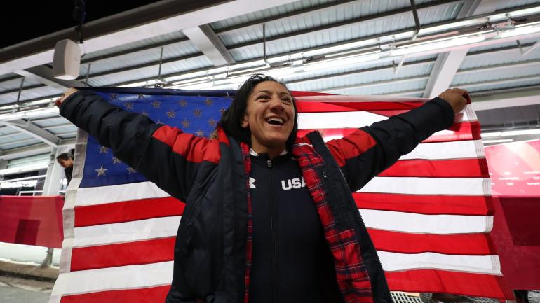 Winter Olympics 2018: Five questions for Team USA bobsledder Elana Meyers Taylor